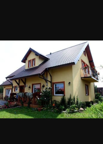 Pokój gościnny w Grzybowie - Grzybowo - Vila