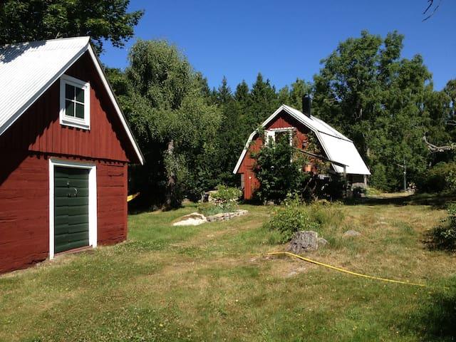 Schwedisches Sommerhaus in Femmeryd - Fågelmara
