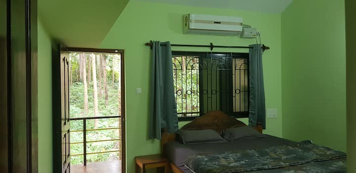 HIDDEN GEM, 2 BR flat near Palolem & Patnem Beach