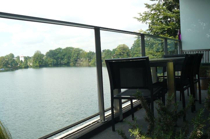 Rust in een groene oase vlakbij het centrum - Bruges - Apartamento