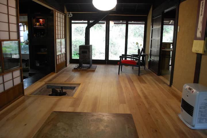 Goemon Kyoto Holiday Home W/morning dinner 5people