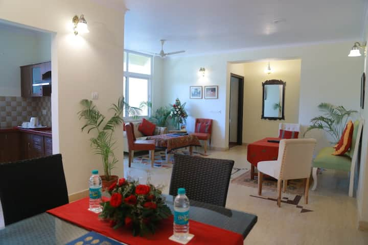 2 Bedroom set in Shared Luxurious Apartment!
