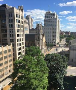 Heart of downtown STL Loft - St. Louis - Loft