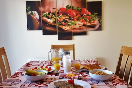 Beautiful double room in Galway with breakfast. - 戈爾韋 - 獨棟