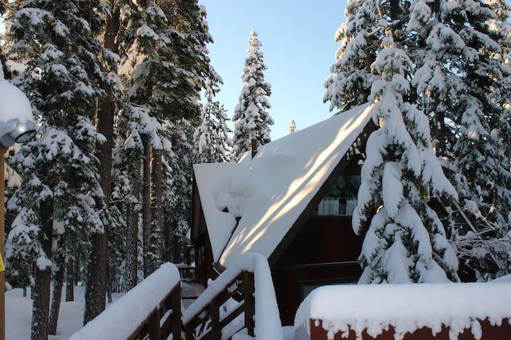 Cabin In The Woods (Tahoe Vista/Kings Beach)