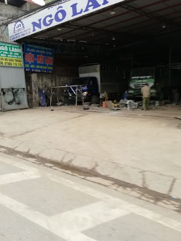 House for sale in Thanh Loc street 41