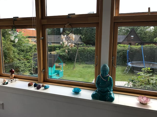 Family friendly house close to CPH