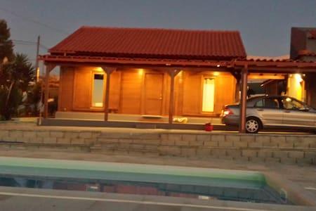 Casa rústica com vista deslumbrante - São Pedro de Trafaria