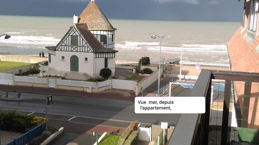 The GRAND CAP, Sea View / Normandy, Calvados