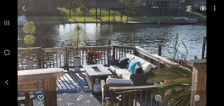 Living well in Slidell. 20mins to N.O.L.A.on water