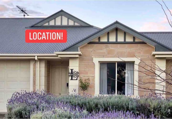 Lavender Cottage BAROSSA - LOCATION!