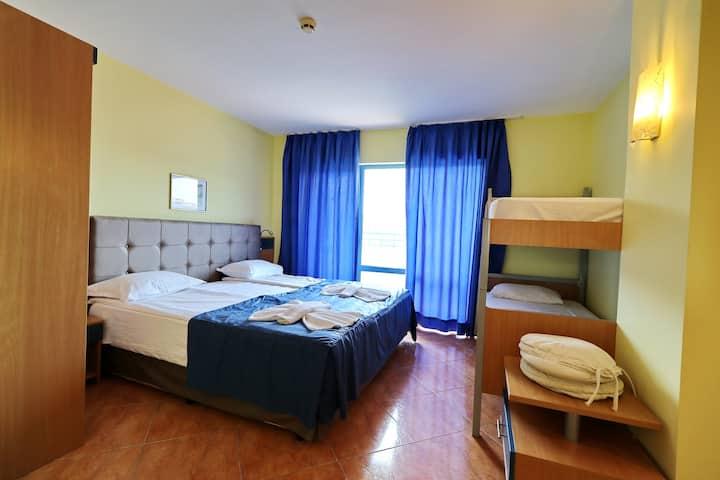Studio room, Bora Bora hotel