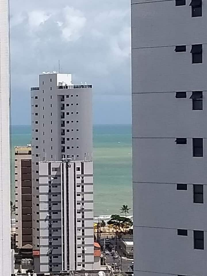 (FLAT) Seu cantinho em Recife