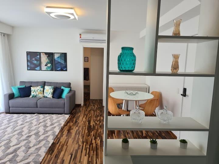 Cidade Monções,três dormitórios,alto padrão