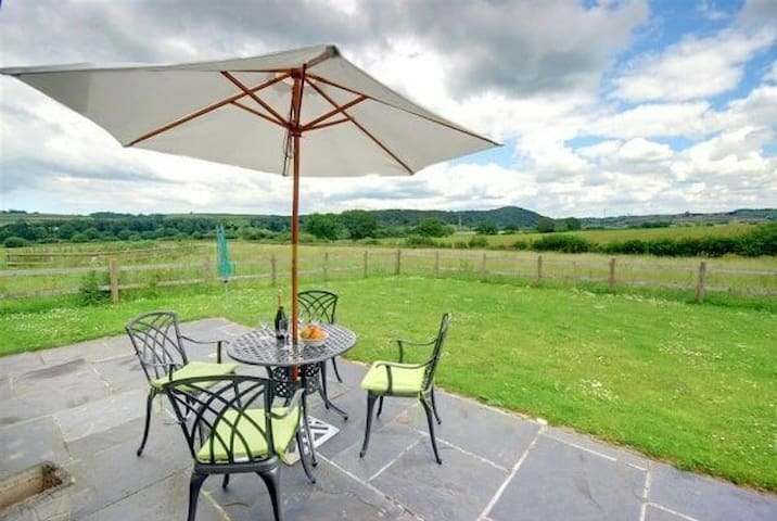 Meadow View Cottage, North Devon - Umberleigh - Rumah