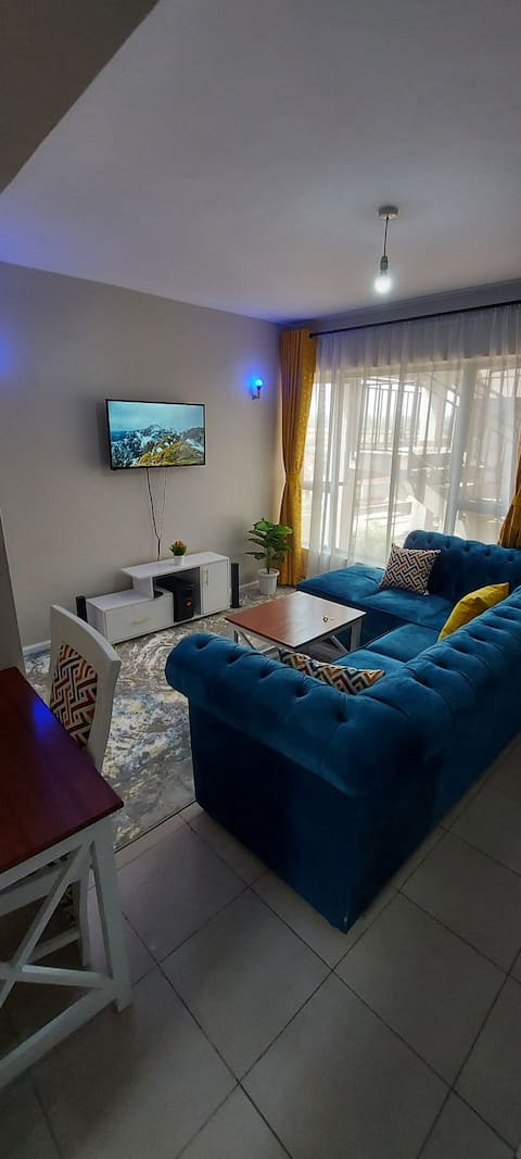 Elegant and Cozy Home With A Pool In Ongata Rongai