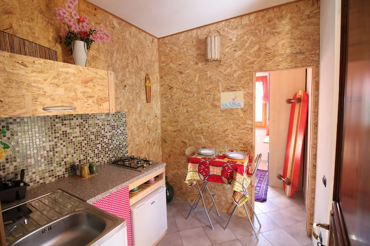 Longboard room - Mandriola - บ้าน