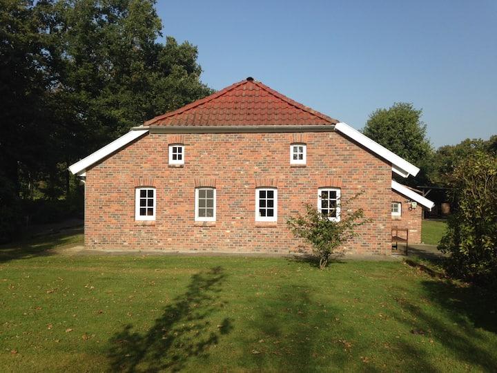 Beautiful cottage near Oldenburg
