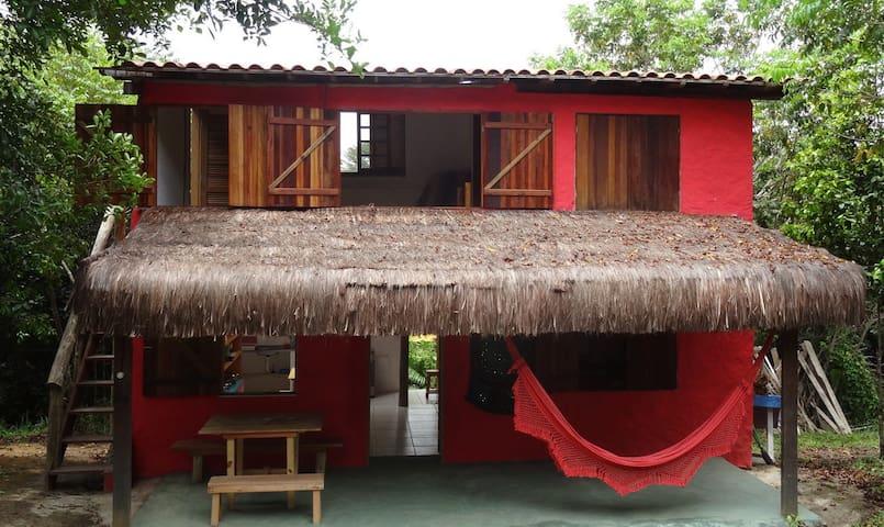 Morada do beija-flor - Serra Grande  - Casa
