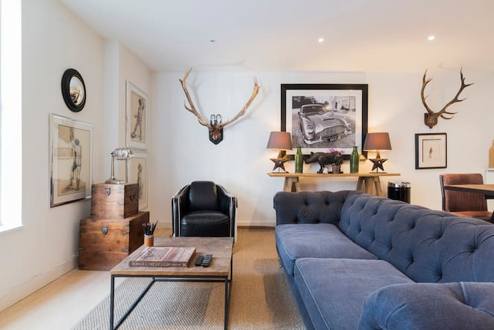 Quiet, Luxury Mews House in Fitzrovia (Oxford Circus)