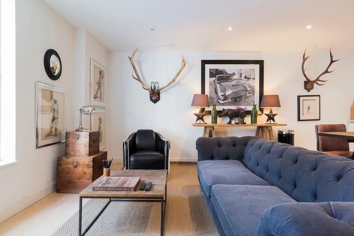 Quiet, Luxury Mews House in Fitzrovia (Oxford Circus)
