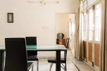 Best Serviced Apartments @ Hitec City Hyderabad - Hyderabad - Aamiaismajoitus
