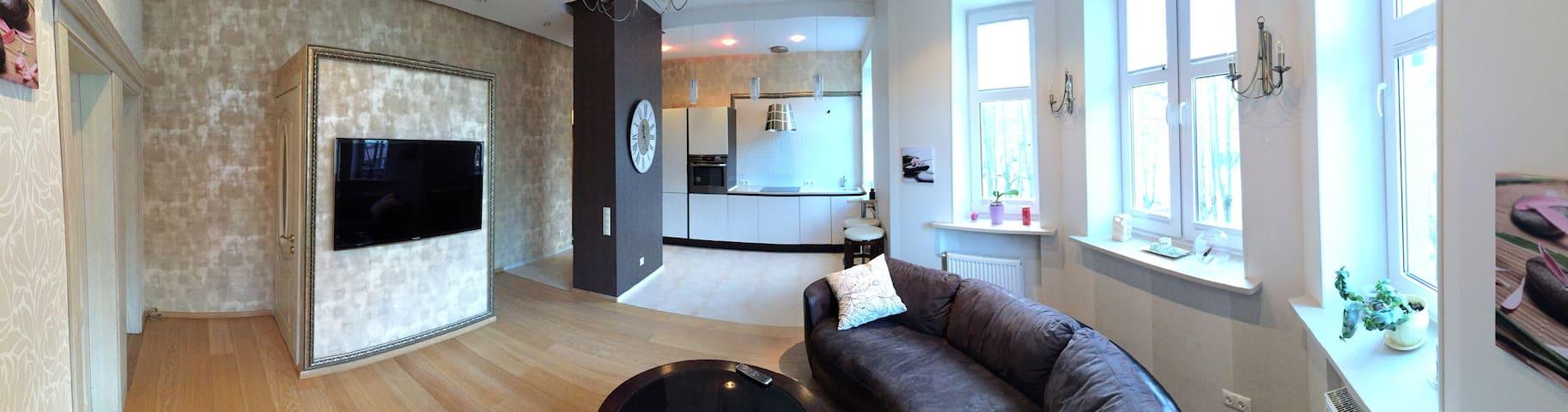 Neries Apartments - Klaipėda - Apartemen