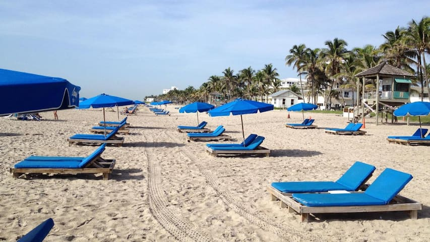 Enjoy a first-class destination on Delray Beach