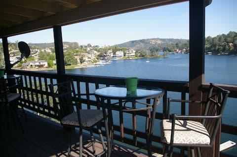 Live-Love-Lake-Tulloch's Best Waterfront Retreat!