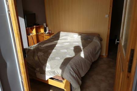 2 chambres au portes des pistes - Saint-Sorlin-d'Arves