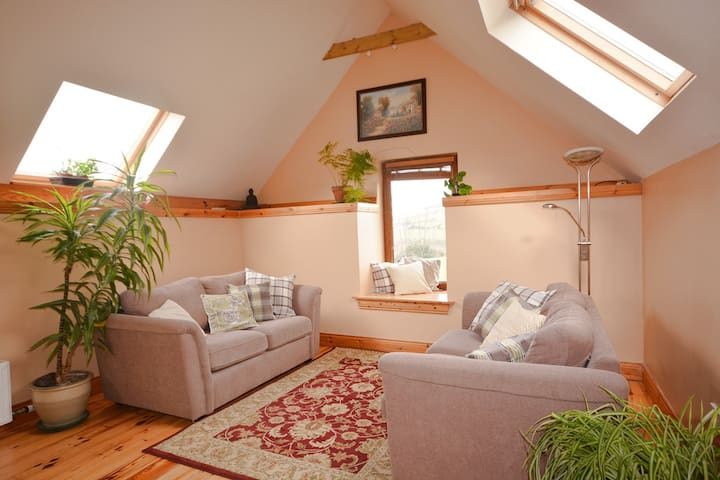 THE LITTLE SANCTUARY - Say no more! - Glennahoo, Dingle Peninsula - Apartamento