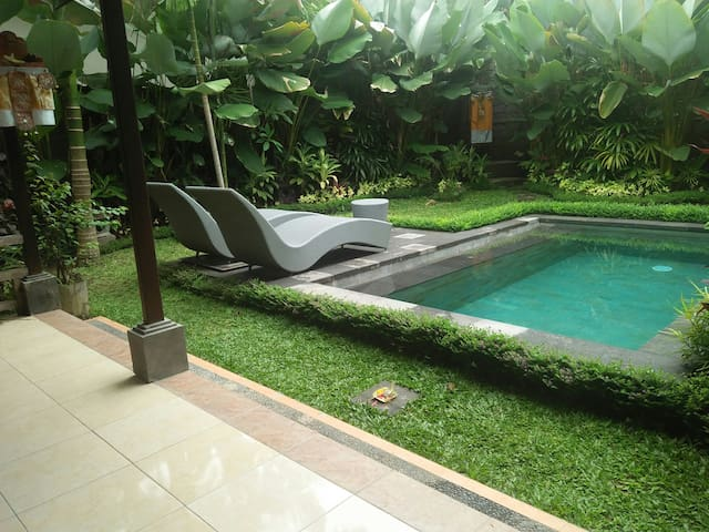One Bedroom and private pool villa