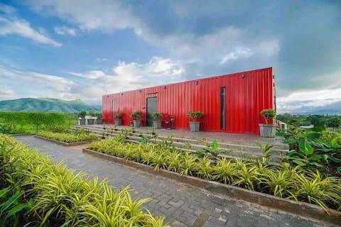 5 Bedroom | Luxury Farm Stay | Pvt Pool + Deck