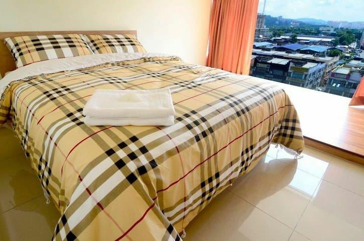 Huong City View Room - Kuala Lumpur - Hus