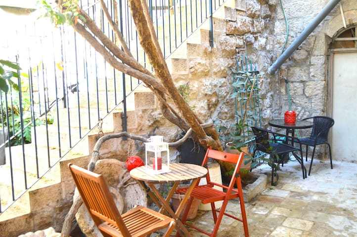 Private,Peaceful&Historical, In The Heart Of Jlm!