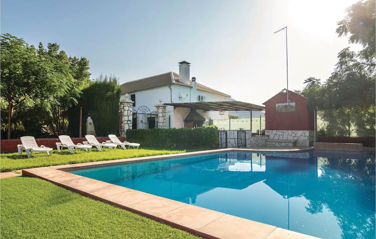 Holiday cottage with 7 bedrooms on 190m² in Carcabuey