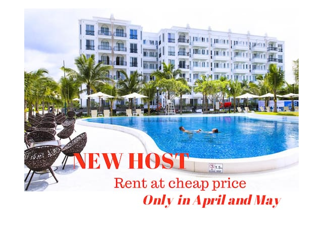 Worth-living apartment in Nha Trang city center