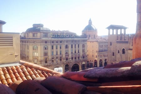 Mansard Piazza Maggiore - Bologna - Wohnung