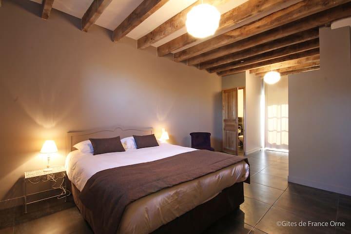 Auberge de la Corbonnière - Geneslay - Guesthouse