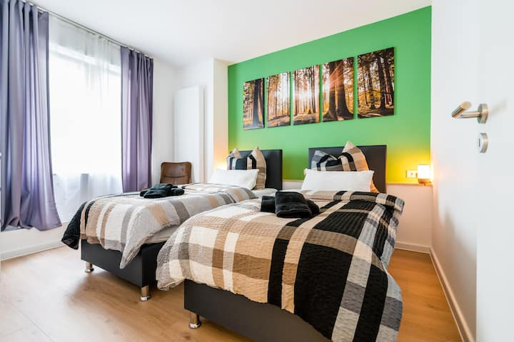 Centerapartments Marienstrasse, M2