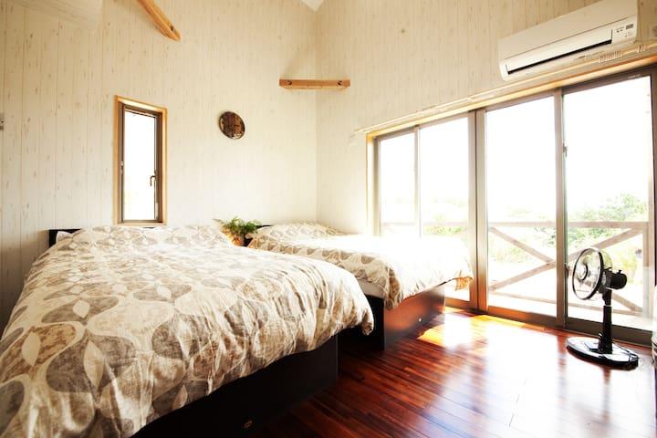 bedroom-1 寝室-1