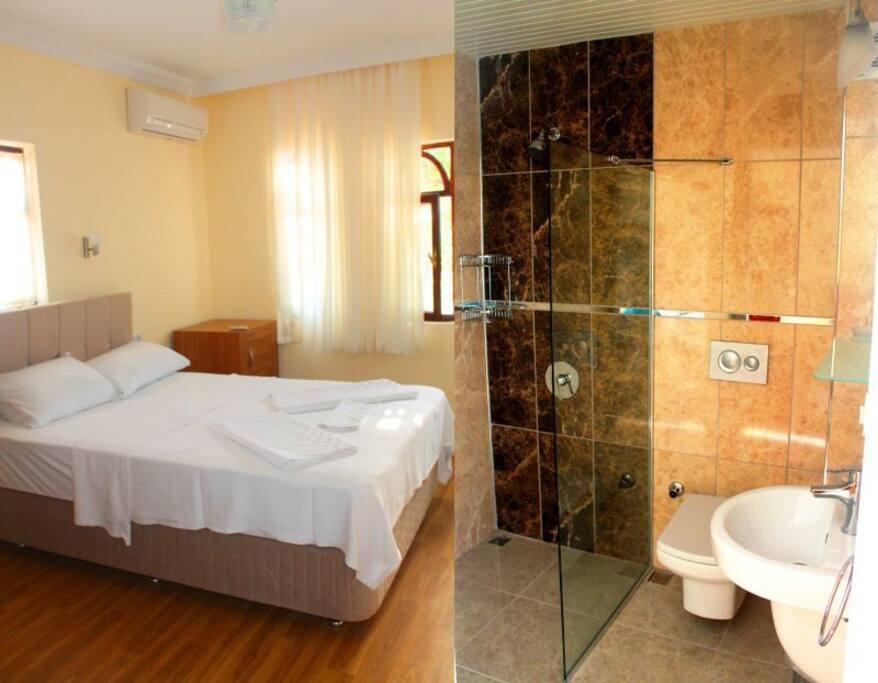 2 kişilik standart oda