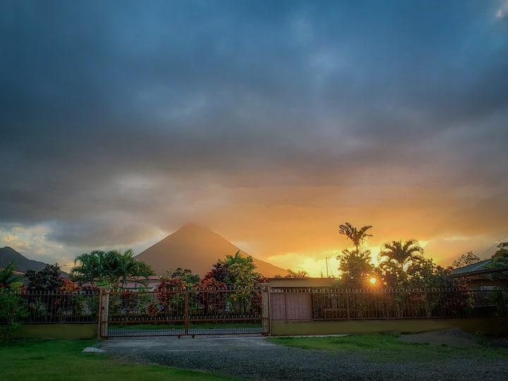 Apartamentos Volcano View, WiFi, A/C