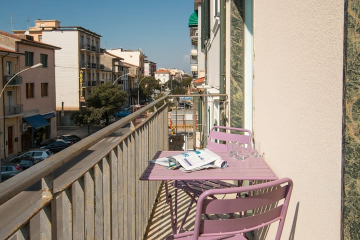 Foscolo 3 Apartment, 100 ms far from the beach !