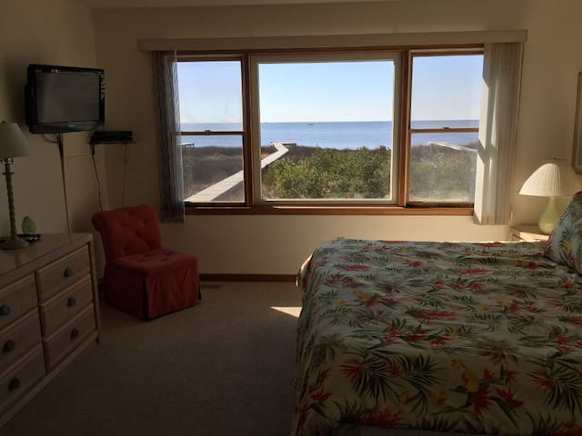Kiteborn - #1 - Sound Front King Master Suite - Rodanthe - Hus