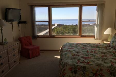 Kiteborn - #1 - Sound Front King Master Suite - Rodanthe - 独立屋