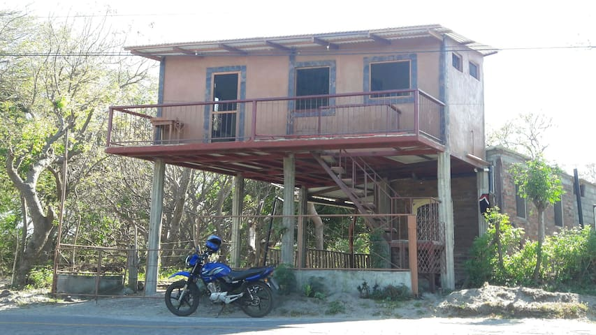 Beach Cabin & Apartment - Ometepe - Daire