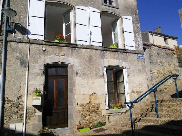 Maison centre ville, 30mn du Puy du Fou - La Chataigneraie - Haus