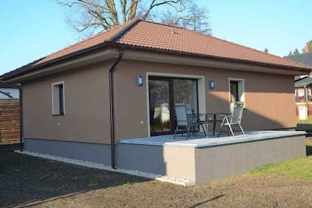 Cosy Holiday Home in Rumburk with Forest Nearby