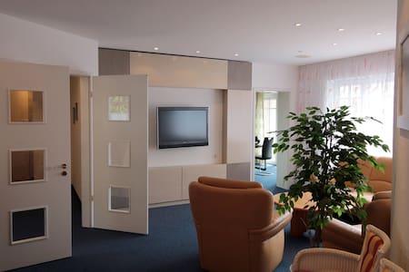 Große exklusive Wohnung in Memmingen - Memmingen - 公寓